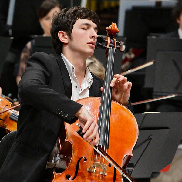 Aurélien Pascal violoncelle