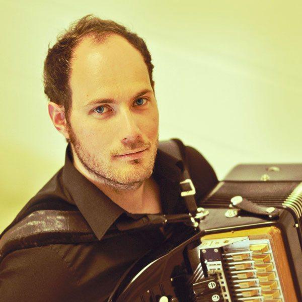 Grégory Daltin accordéon