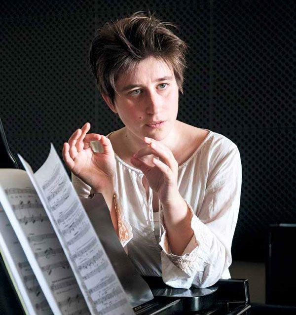 ANNE Le BOZEC piano