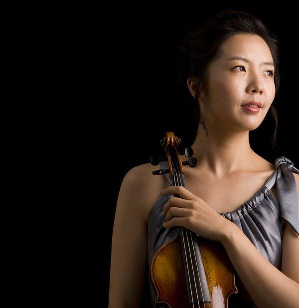 EunShik-Kim violon