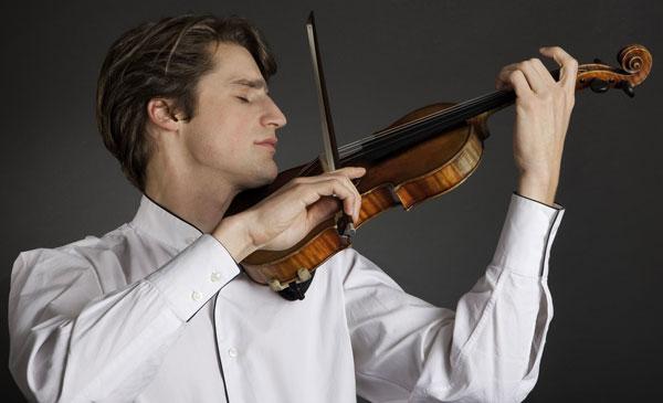 Lorenzo Gatto violon