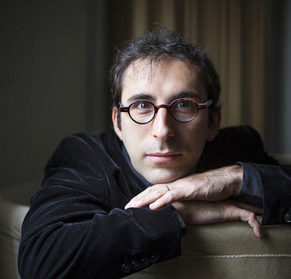 Sébastien Vichard piano
