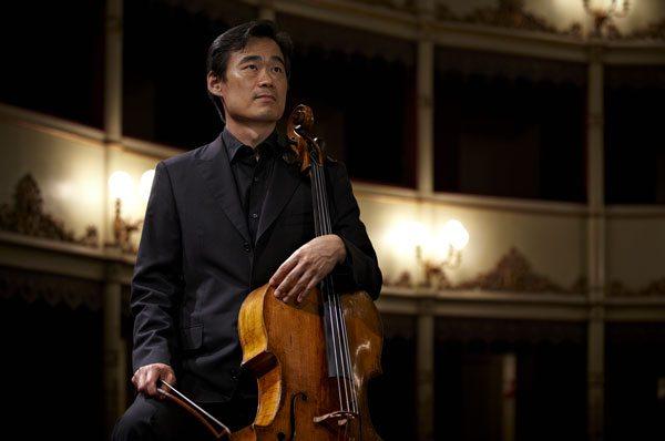 SUNG-WON YANG au violoncelle