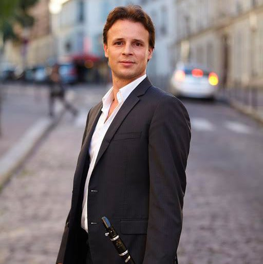 Jérôme Comte clarinette